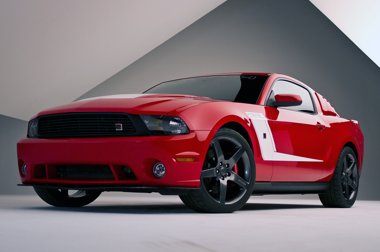 2012 ford rs3 mustang by roush performance top speed