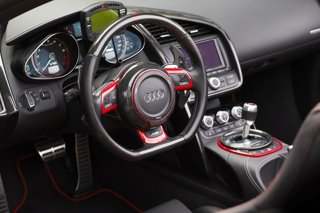 Gemeinsame 2011 Audi R8 V10 Spyder RMS By RENM Performance | Top Speed &ZM_64
