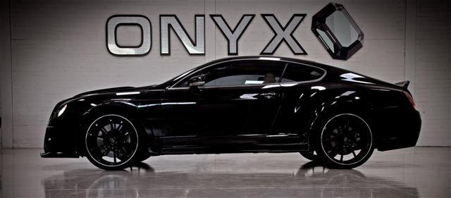 2011 Bentley Continental Gto By Onyx Top Speed