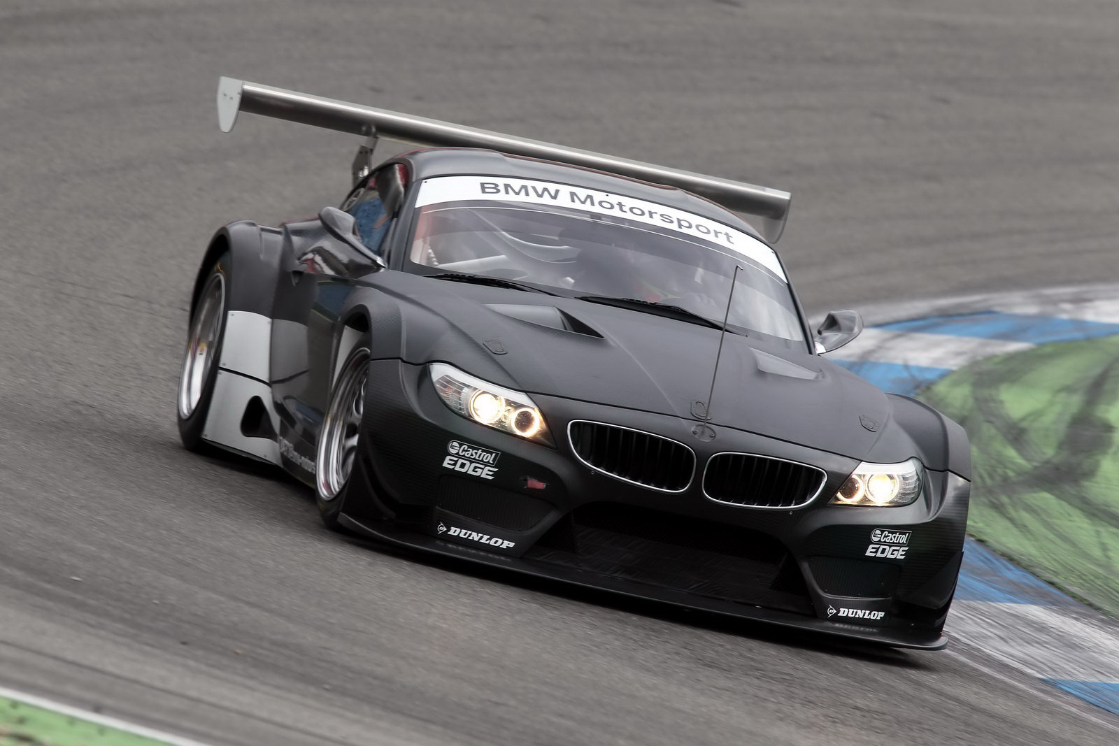 2011 Bmw Z4 Gt3 Top Speed