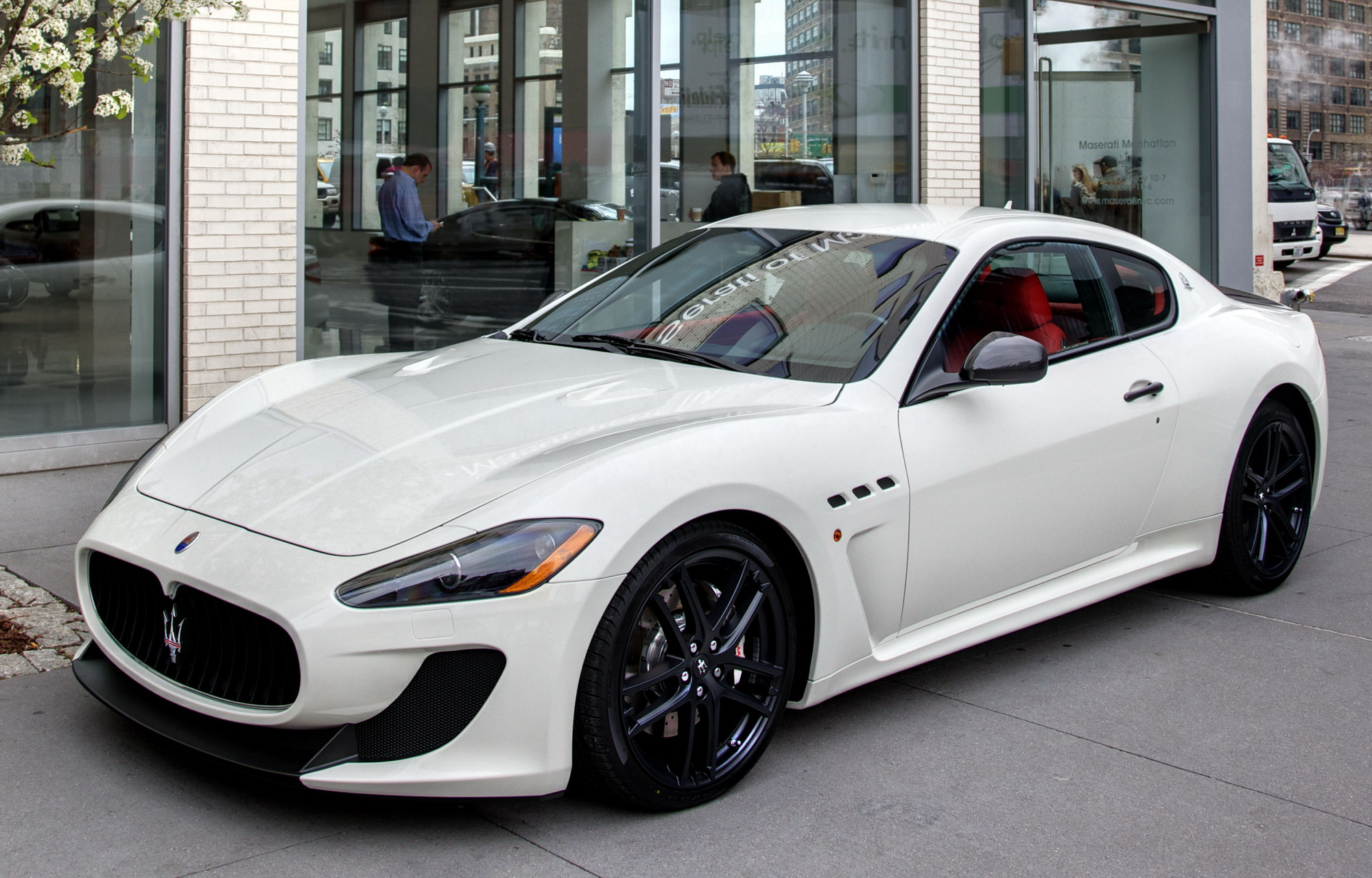 2012 Maserati Granturismo Mc Top Speed