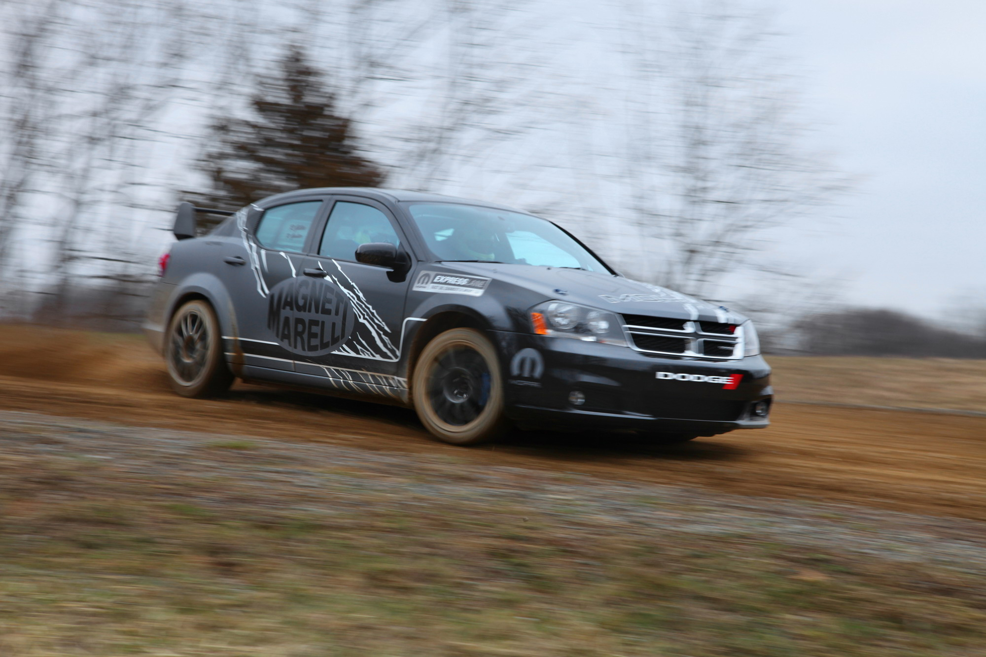 2011 Dodge Avenger Rally Car By Mopar Review Top Speed