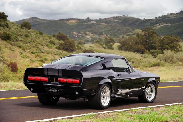 1967 Shelby Gt500cr Venom By Classic Recreations Top Speed