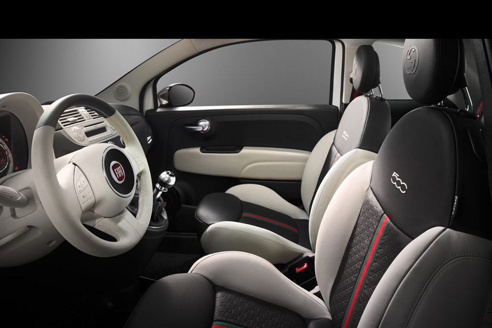 Awe Inspiring 2011 Fiat 500 By Gucci Top Speed Andrewgaddart Wooden Chair Designs For Living Room Andrewgaddartcom