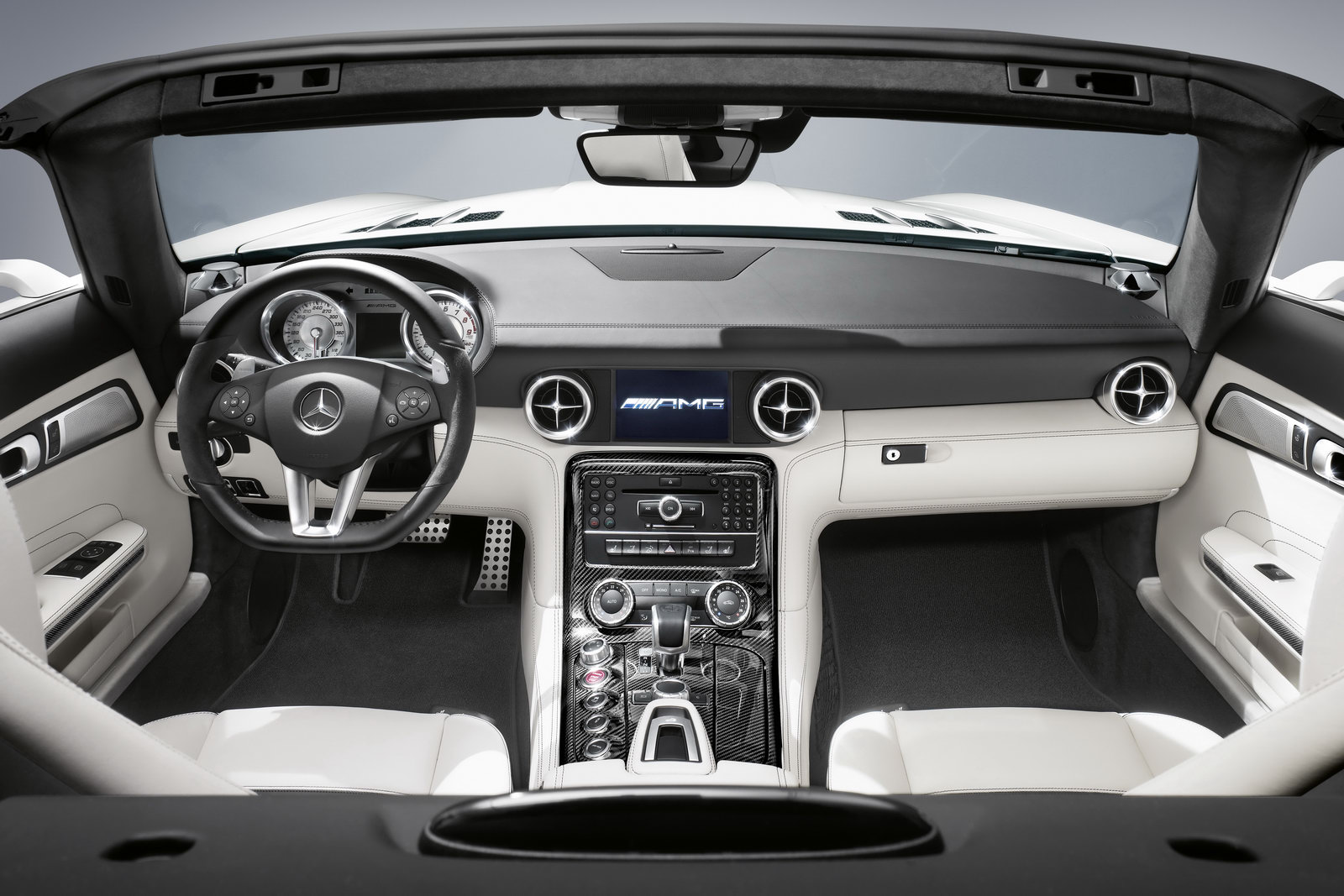 2011 Mercedes Sls Amg Roadster Top Speed