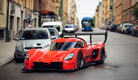 2011 Rebellion R1k Ultima GTR By Jon Olsson | Top Speed