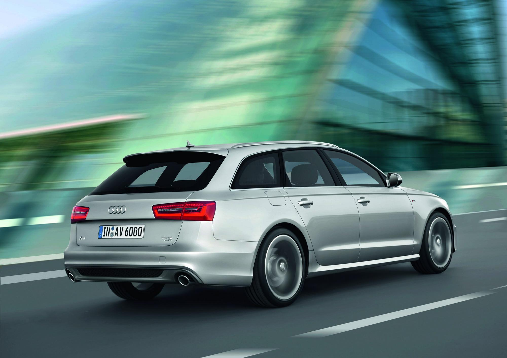 2012 Audi A6 Avant Top Speed All Lights Meaning