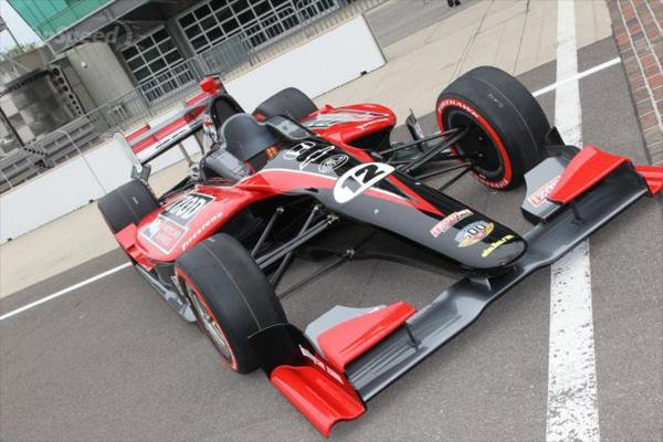 New IndyCar concepts break cover - F1technical.net