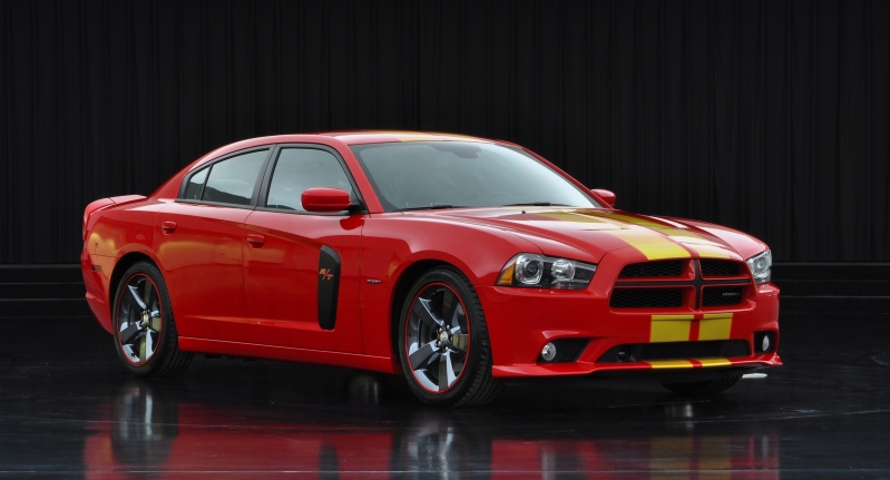 New Dodge Charger >> 2011 Dodge Charger R/T Kurt Busch Foundation | Top Speed