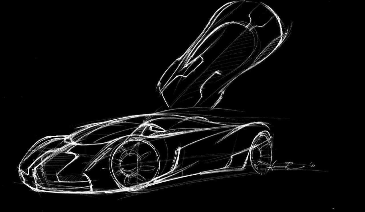 Electrodynamics Concept By Antonio Bruno Skips The Brand And Focuses On The  Car News   Top Speed. »