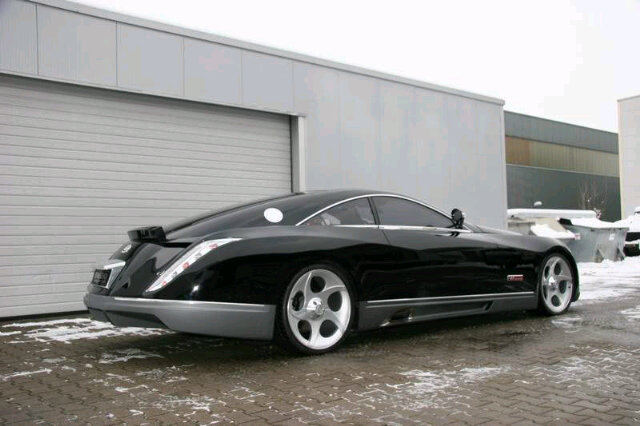 Birdman Becomes Proud Owner Of An $8 Million Maybach Exelero; Hasn't ...
