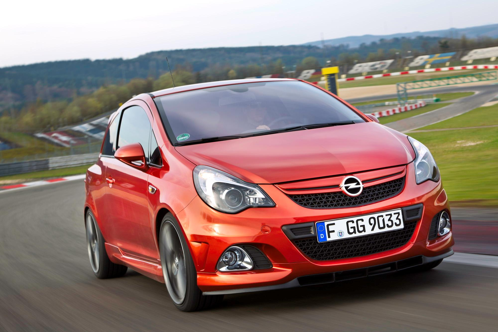 2011 opel corsa opc nurburgring edition review top speed. Black Bedroom Furniture Sets. Home Design Ideas