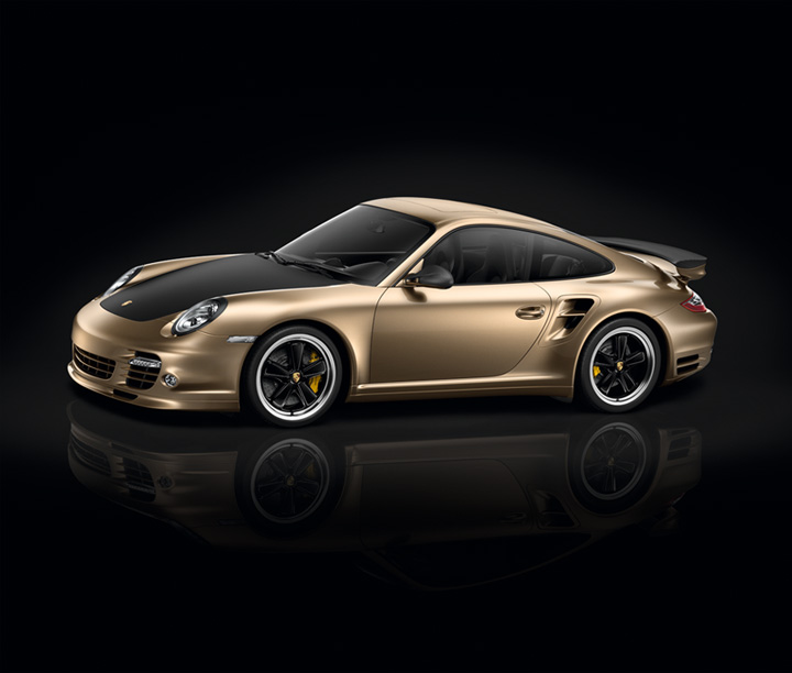 2011 Porsche 911 Turbo S 10 Year Anniversary Edition