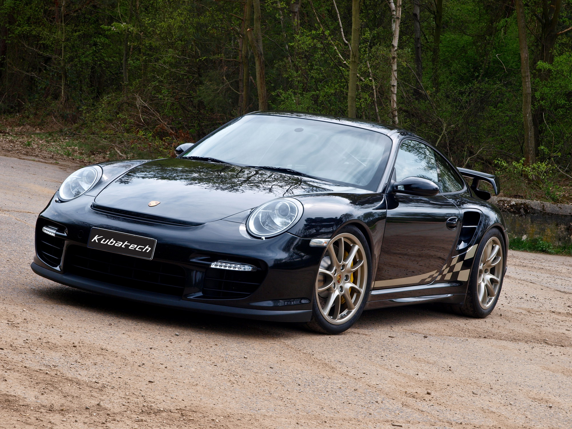 2008 Porsche 997 Gt2 By Mcchip Review Top Speed