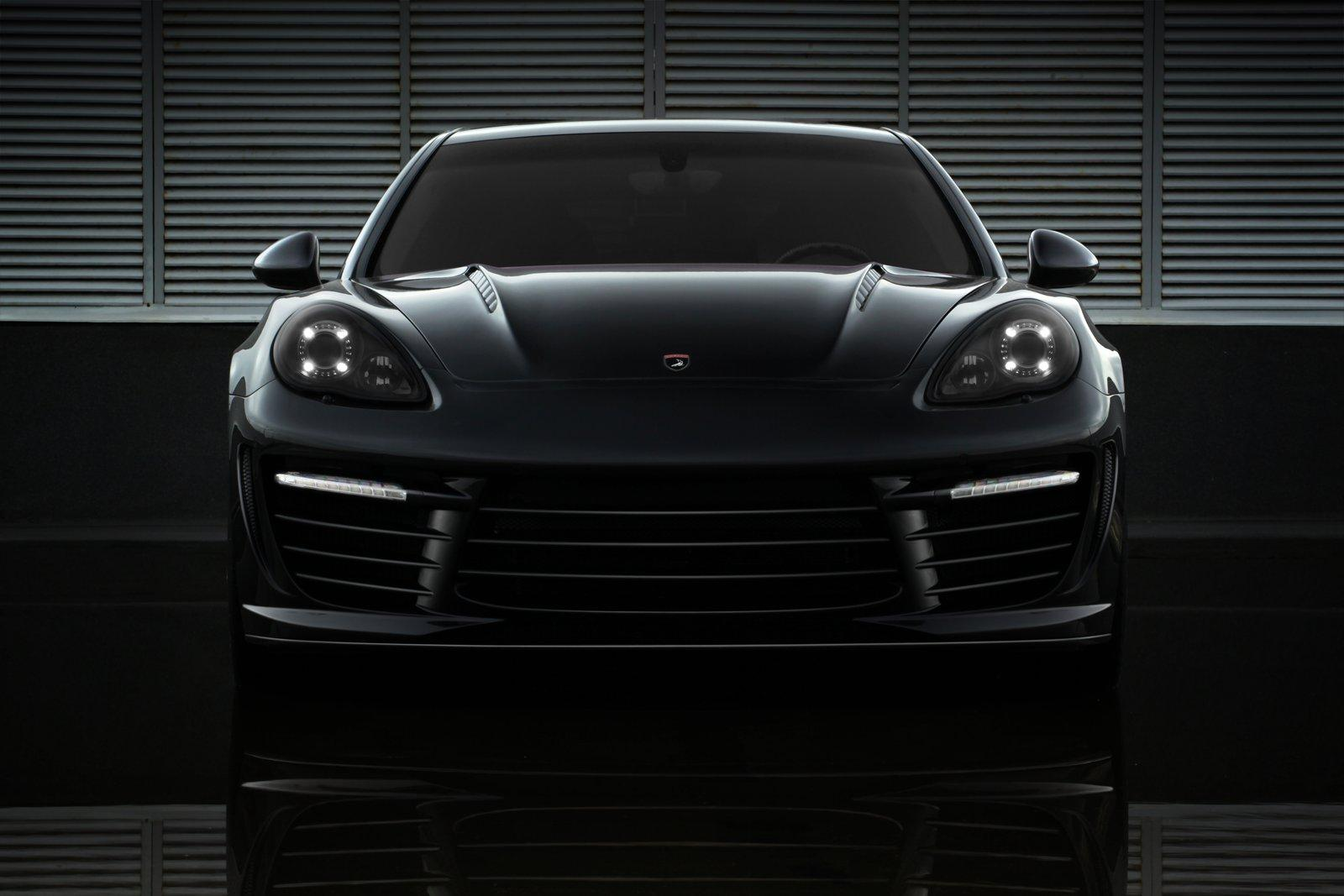 2011 Porsche Panamera Stingray GTR By TopCar | Top Speed