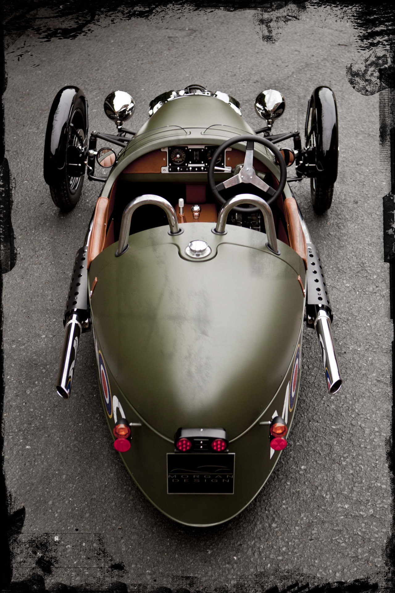 2011 Morgan Three-Wheeler | Top Speed. »