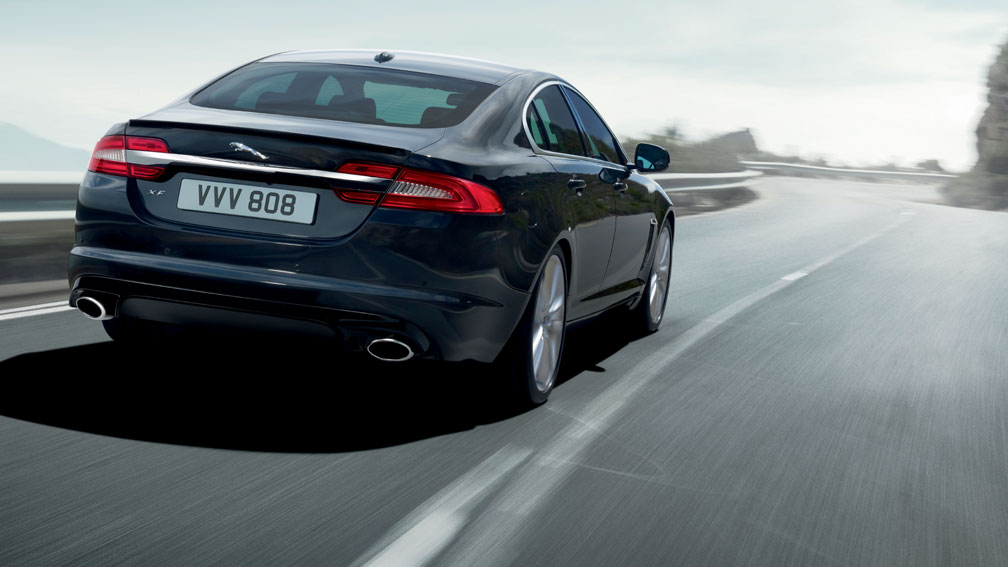 2012   2013 Jaguar XF | Top Speed. »