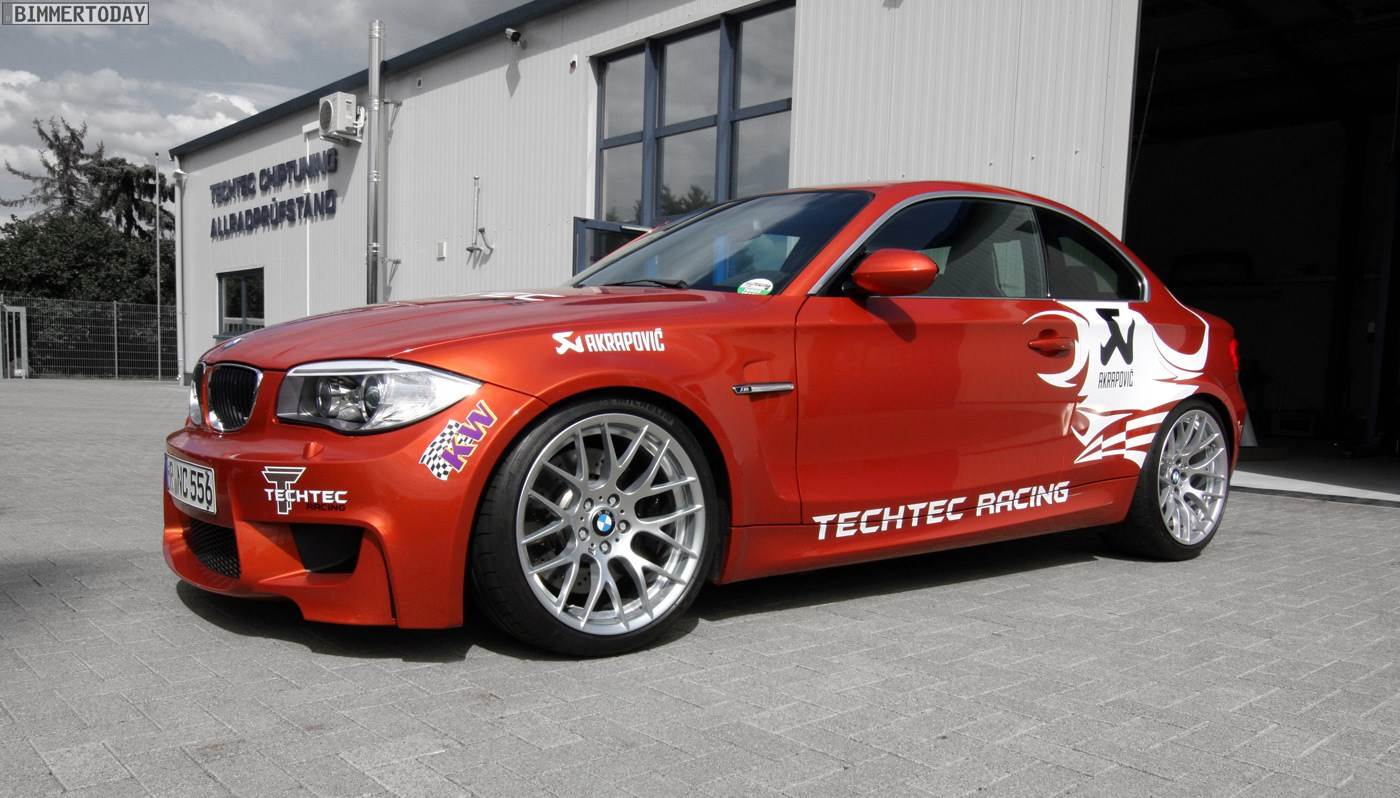 2012 bmw 1 series m coupe by techtec top speed. Black Bedroom Furniture Sets. Home Design Ideas