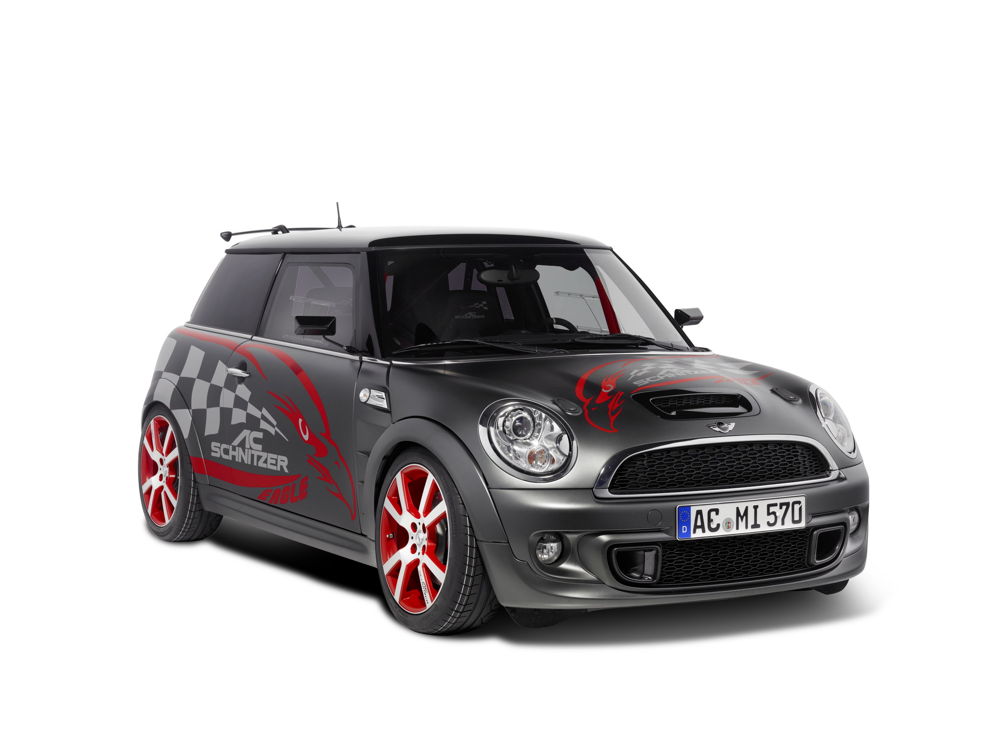 2011 Mini Jcw Eagle By Ac Schnitzer Top Speed