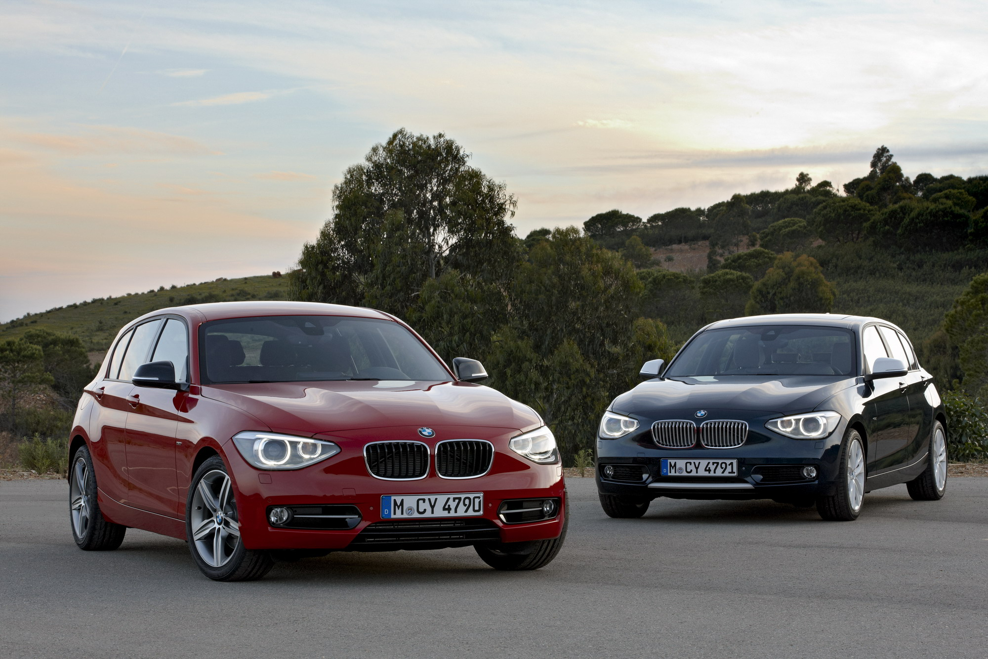 2012 bmw 1 series sport and urban line top speed. Black Bedroom Furniture Sets. Home Design Ideas