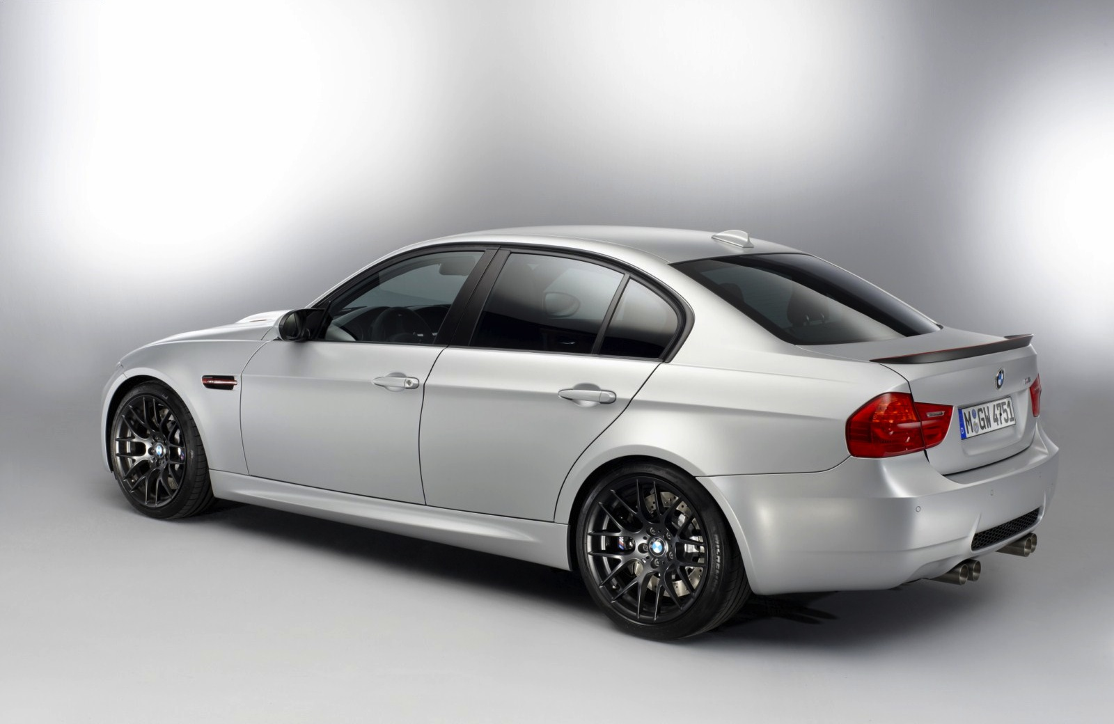 2012 BMW M3 CRT | Top Speed