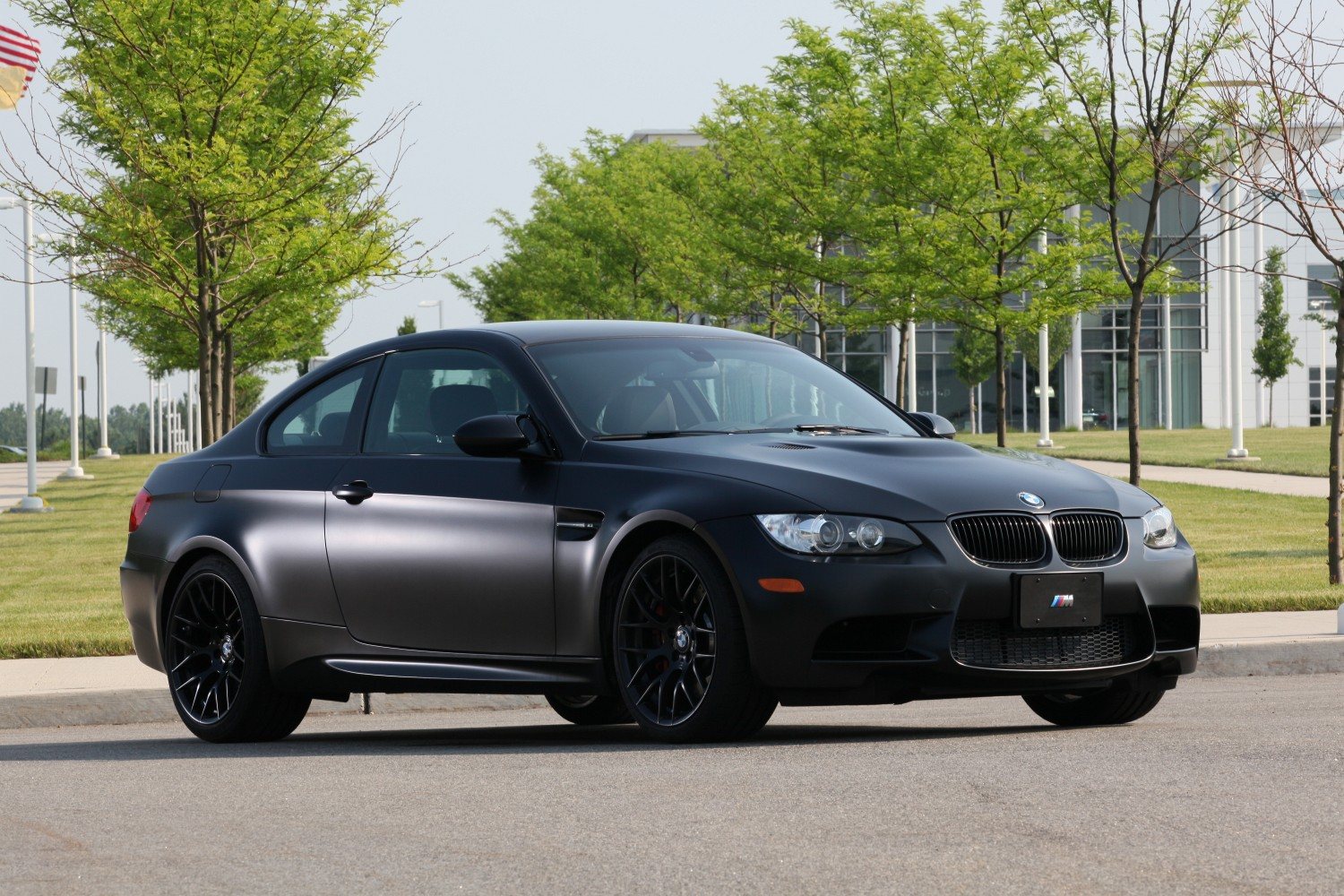 2011 Bmw M3 Frozen Black Edition Review Top Speed