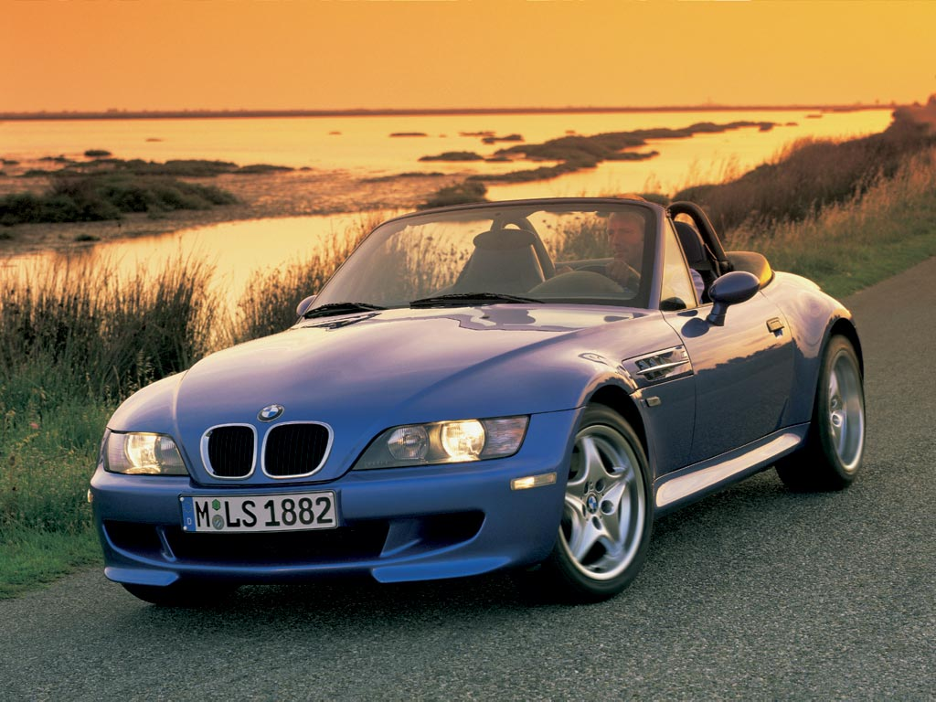 Comeback Special Bmw Z3 Goes For The Encore Presentation