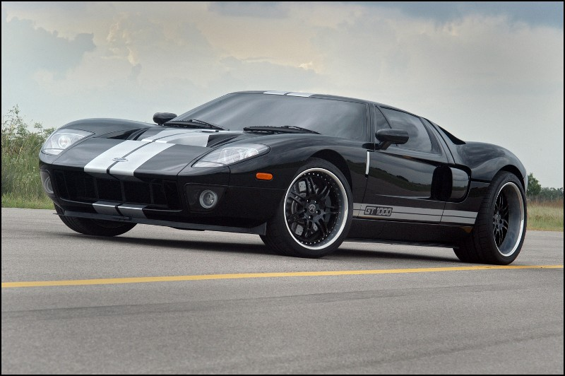 Ford Gt Twin Turbo By Hennessey Top Speed