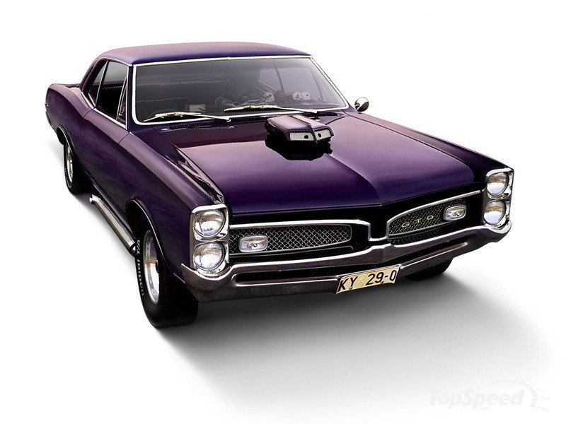 The Top Muscle Cars Of The 60s And 70s Top Speed