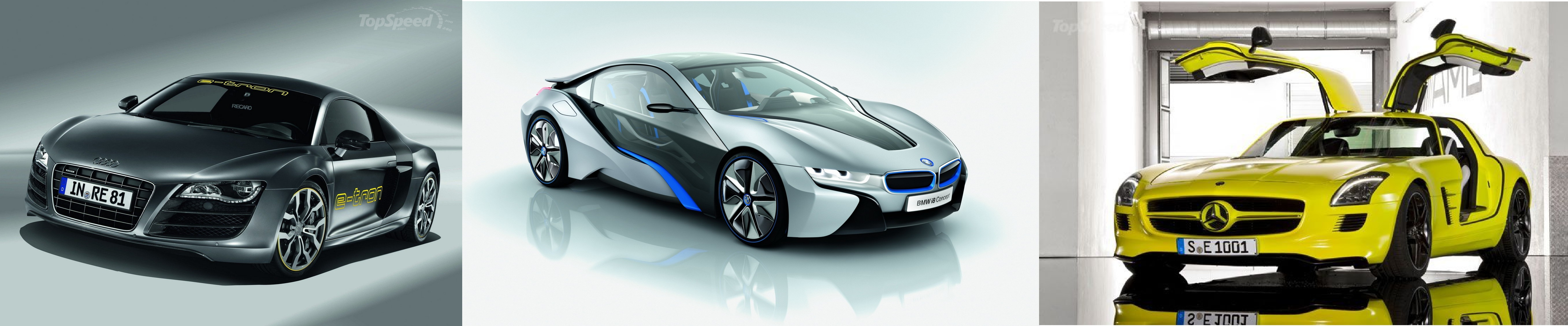 2011 BMW I8 Concept Review - Top Speed