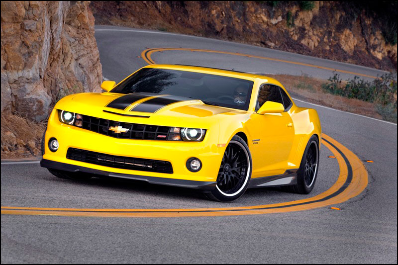 2010 - 2012 Chevrolet Camaro Convertible 'HPE650' By