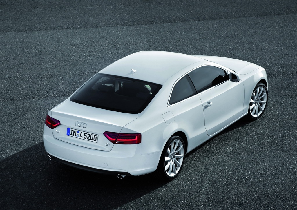 2008 2012 Audi A5 Coupe Top Speed
