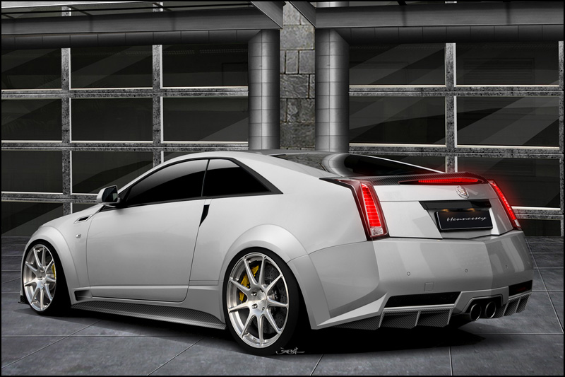 2012 cadillac cts v coupe twin turbo v1000 by hennessey. Black Bedroom Furniture Sets. Home Design Ideas