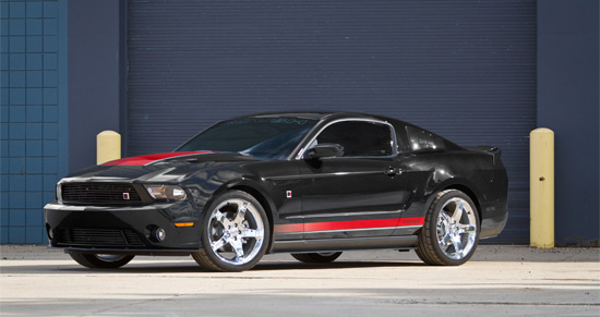 2012 Ford Mustang 'Stage 2' By Roush Performance | Top Speed