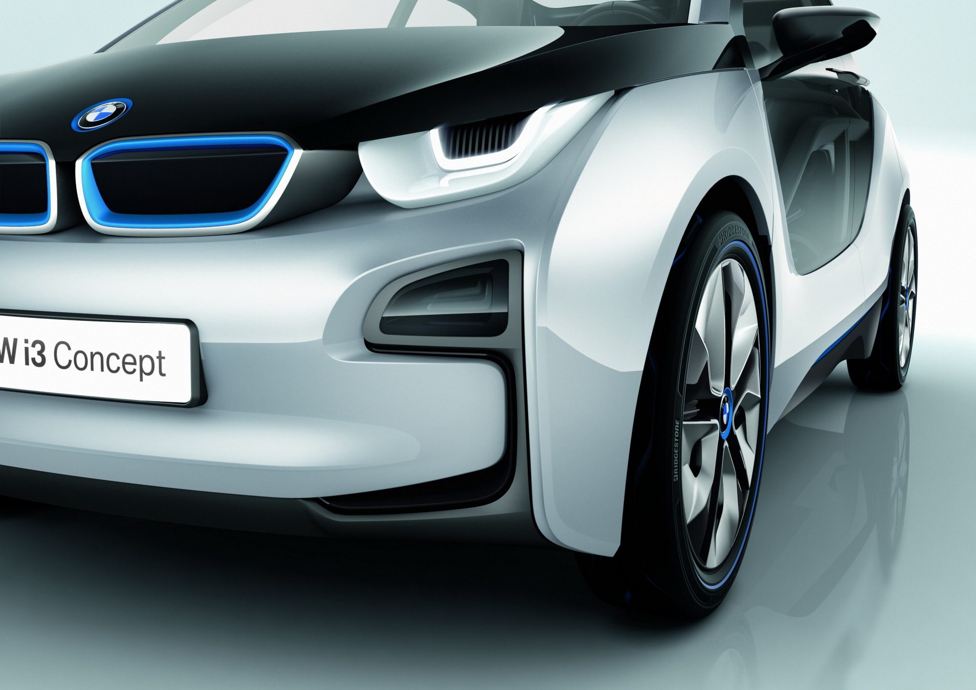 2011 BMW I3 Concept Review - Top Speed