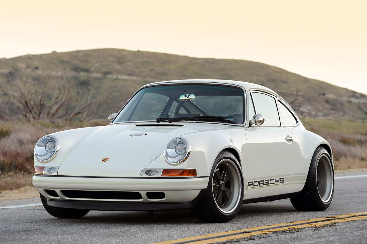 2011 Singer 911 No 3 Review Top Speed
