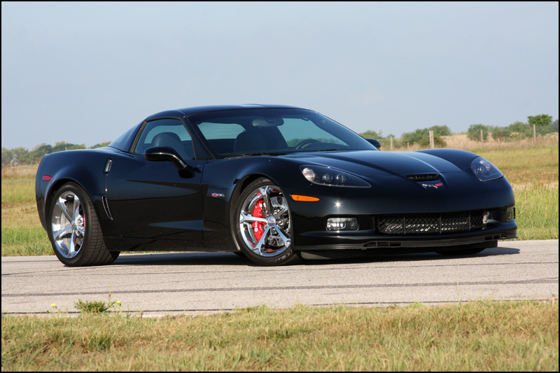 2006 - 2012 Chevrolet Corvette Z06 HPE1000 By Hennessey | Top Speed