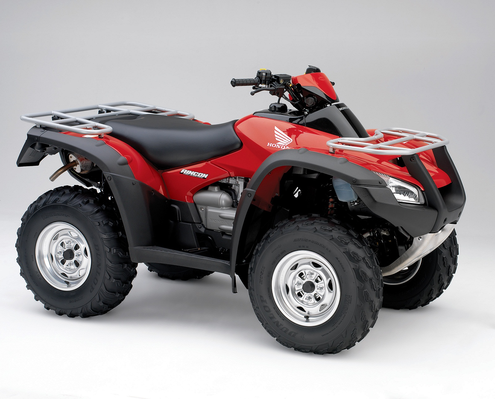 2011 Honda FourTrax Rincon | Top Speed. »