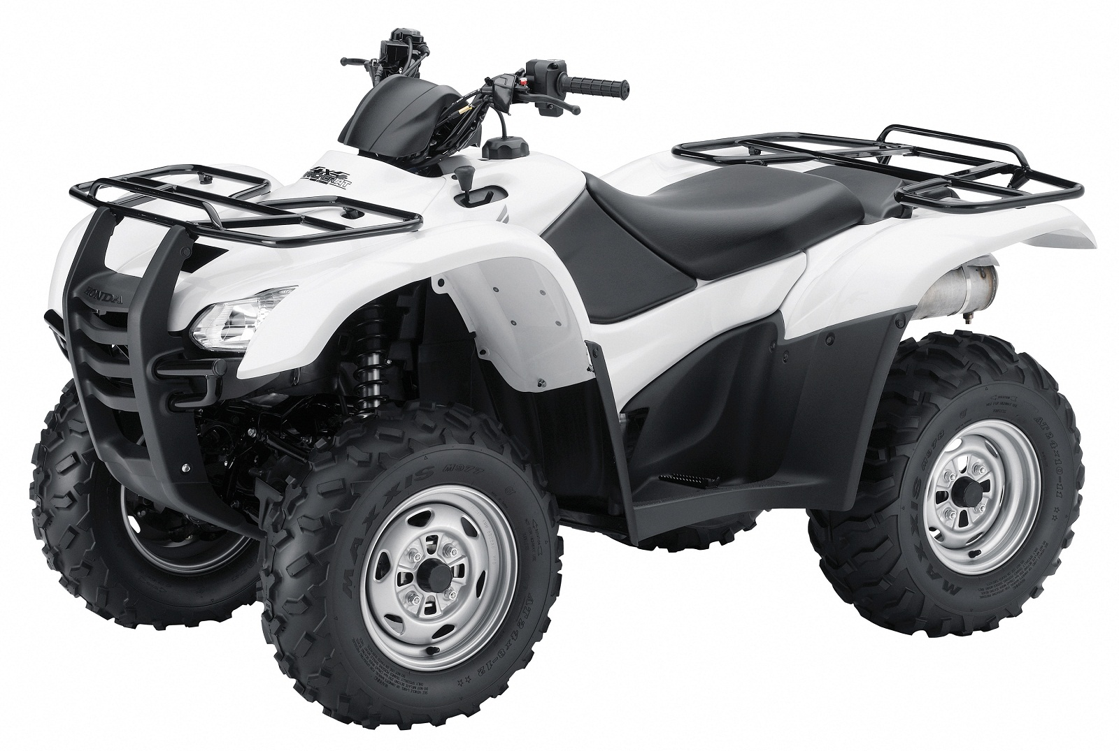 2012 Honda FourTrax Rancher AT With Electric Power Steering | Top Speed. »