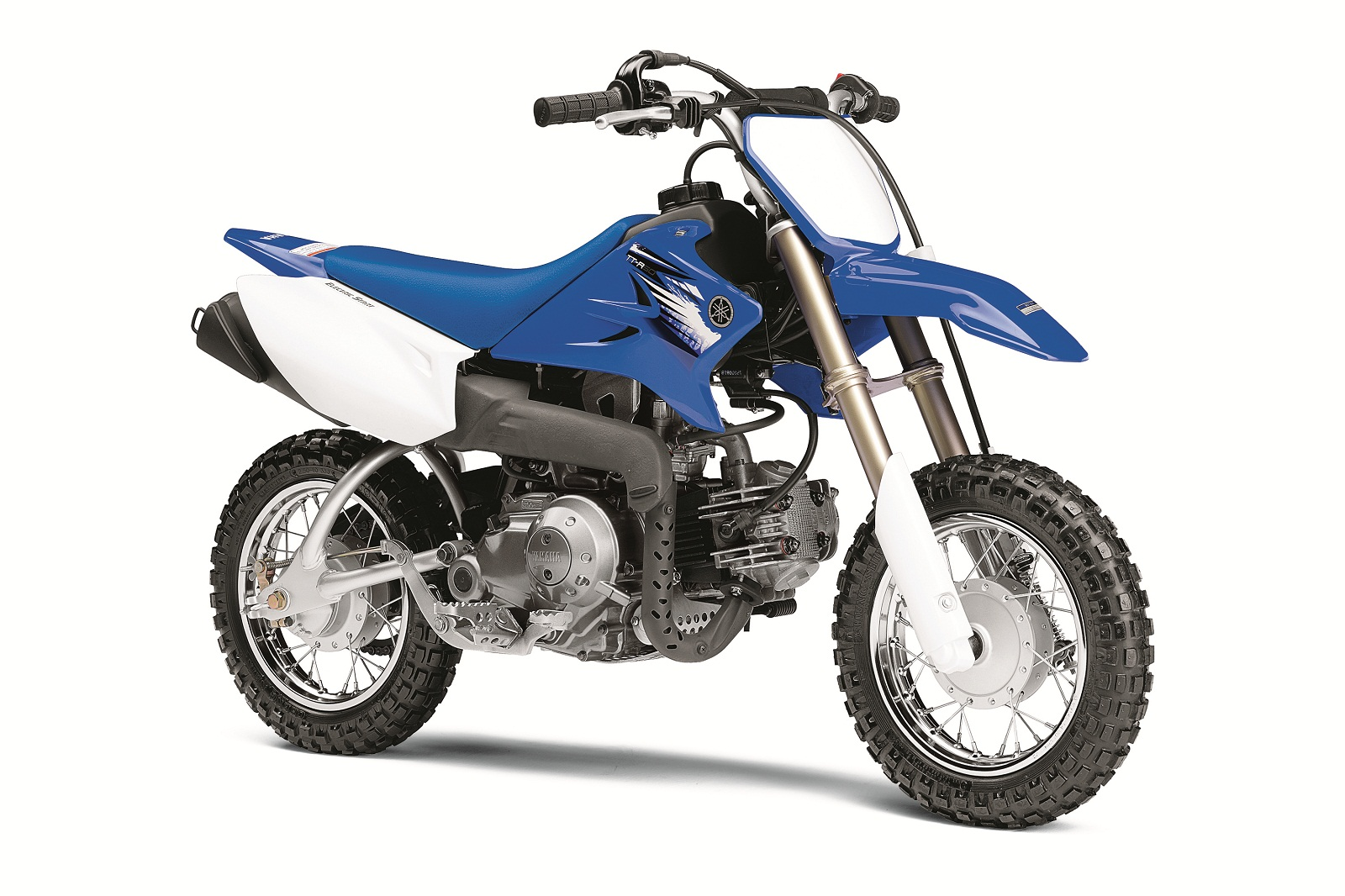 2012 Yamaha Off Road TT-R50E Review - Top Speed