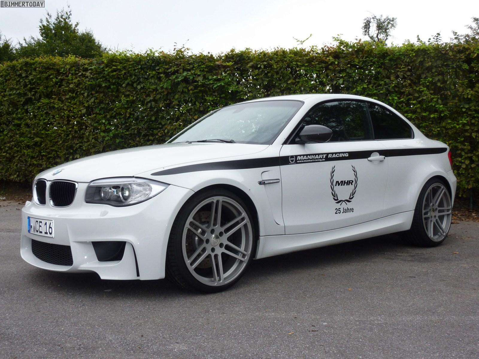 2012 Bmw 1 Series M Coupe By Manhart Racing Top Speed