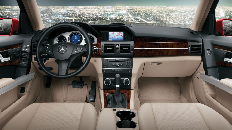 First Drive 2012 Mercedes Benz Glk 350 Top Speed