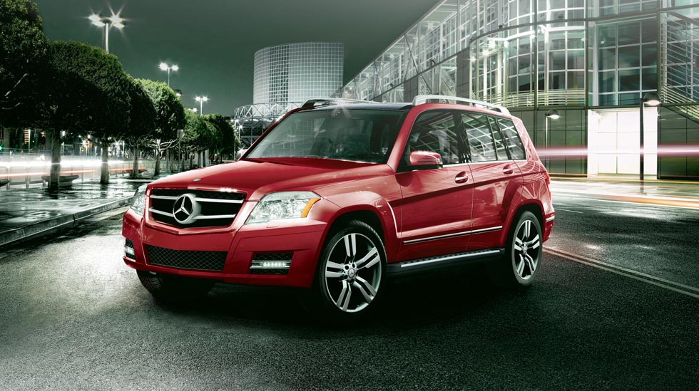 first drive: 2012 mercedes benz glk 350 | top speed