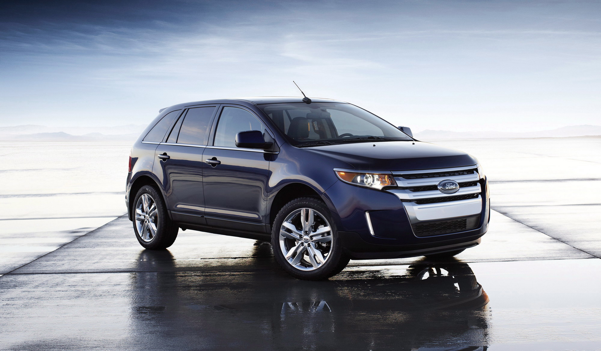 Ford Edge Ecoboost Review Top Speed