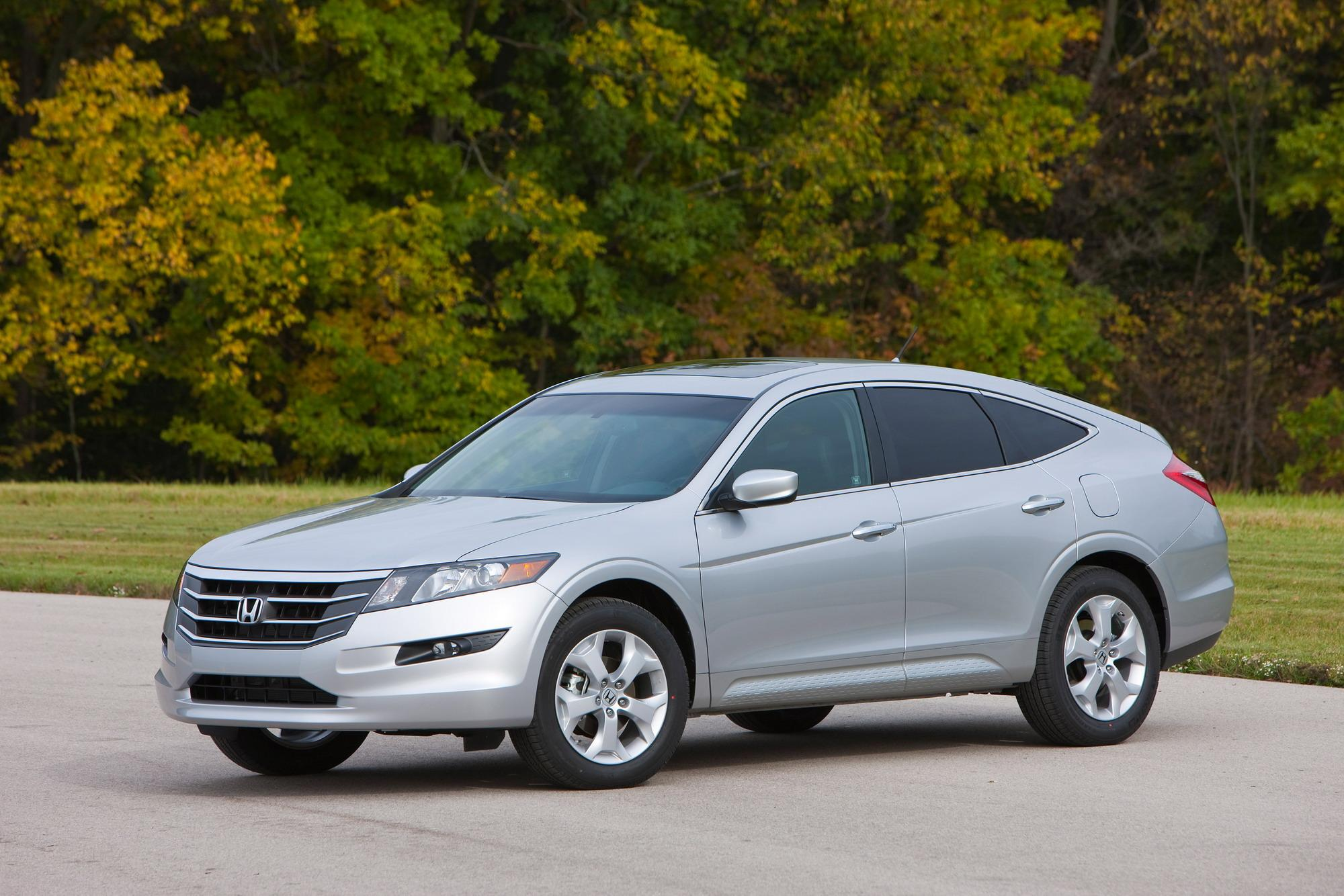 2012 - 2013 Honda Crosstour | Top Speed. »
