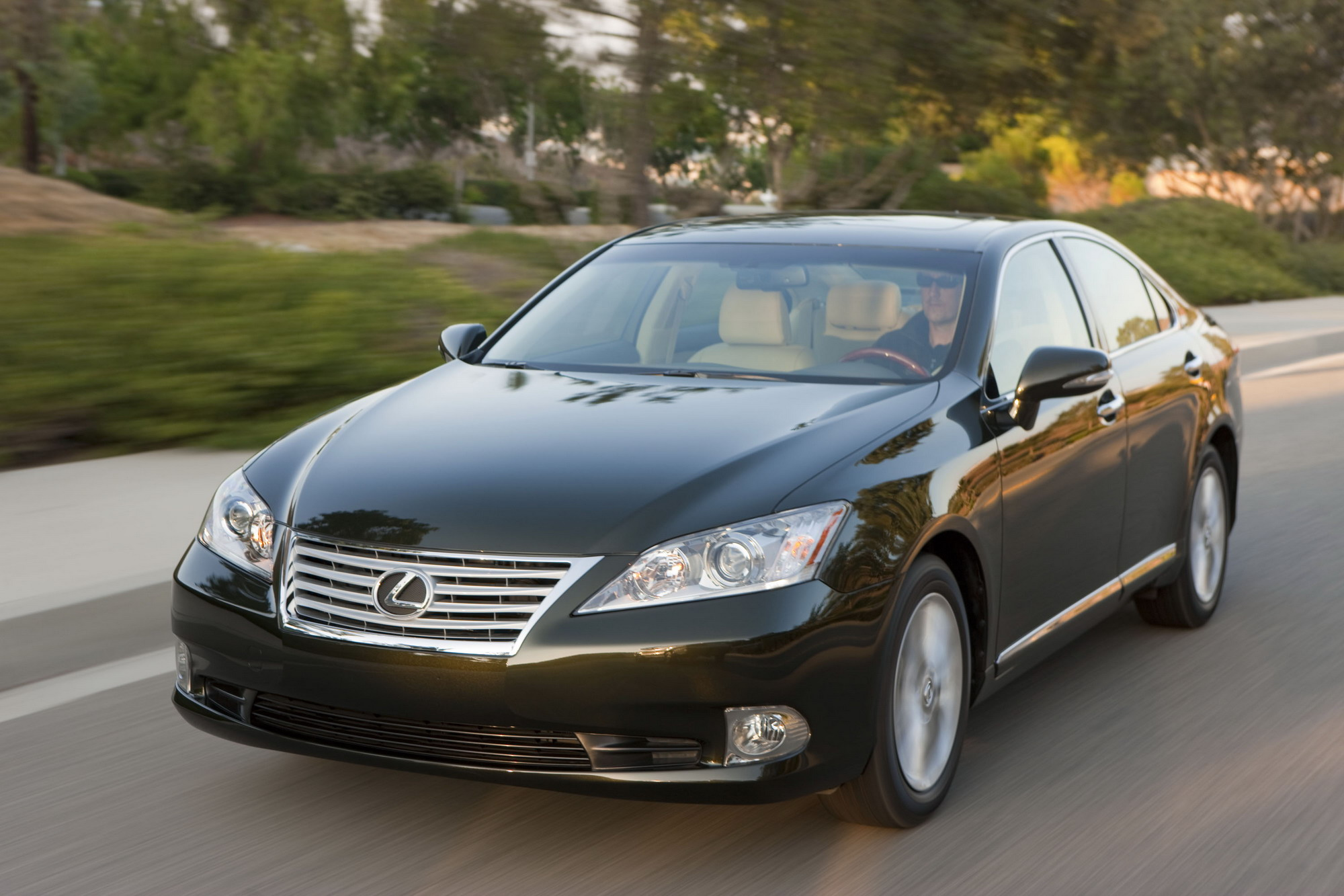 2007 2012 lexus es 350 top speed. Black Bedroom Furniture Sets. Home Design Ideas