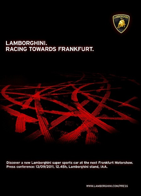 Mystery Lamborghini teaser begs for some answers
