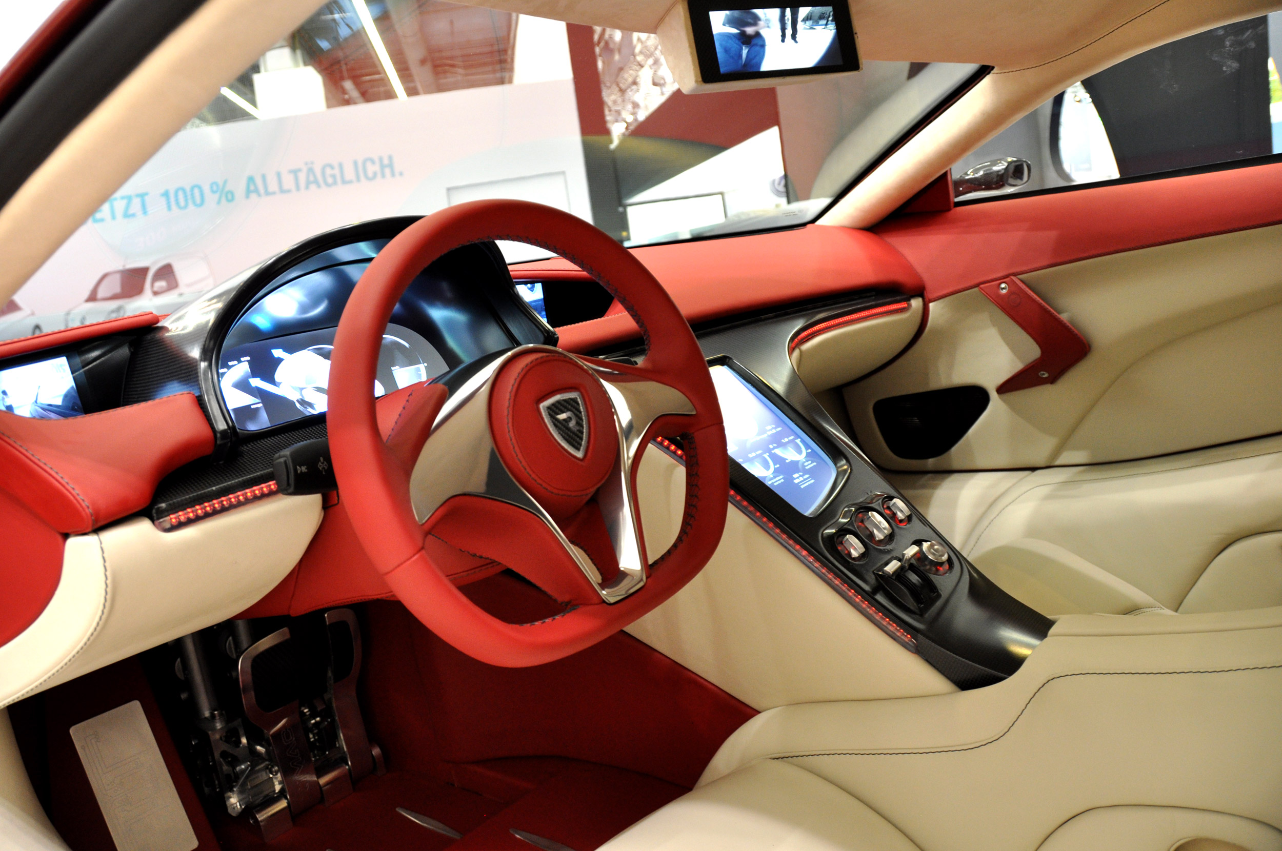 2011 Rimac Concept One Top Speed