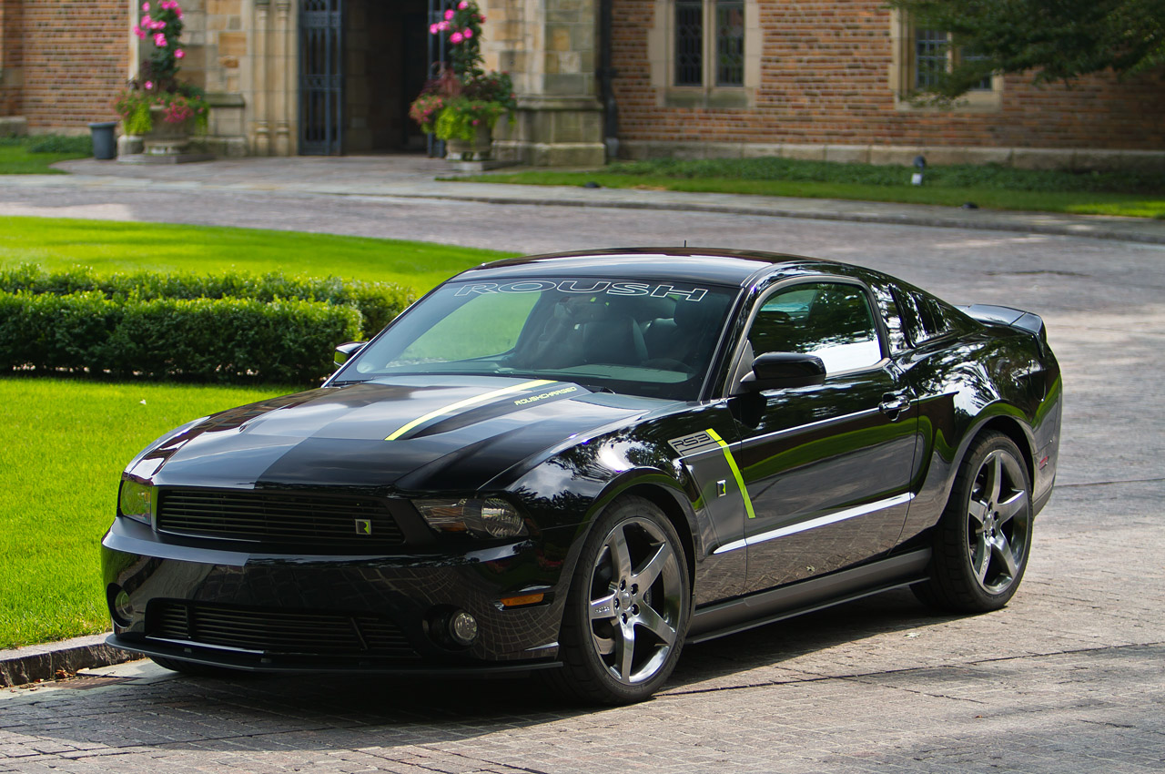 2012 ford mustang rs3 hyper series by roush performance top speed. Black Bedroom Furniture Sets. Home Design Ideas