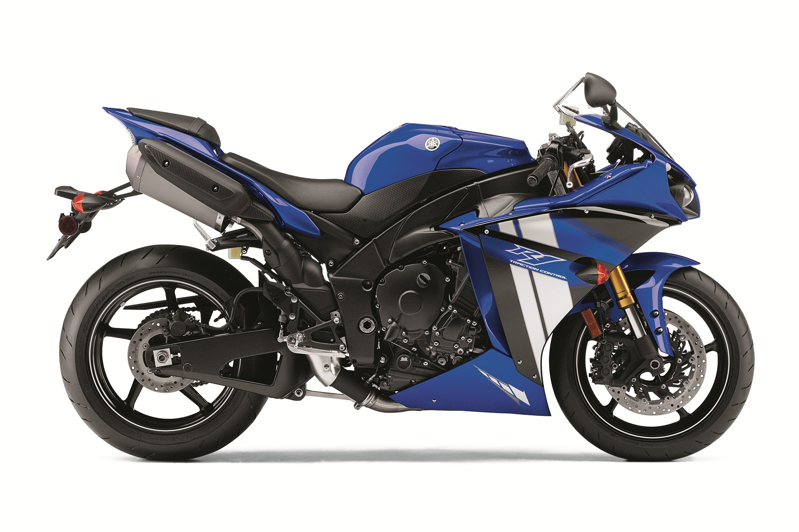 2012 Yamaha YZF-R1 Review - Top Speed